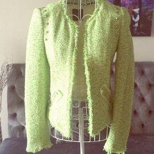✨ RARE Zara Chanel Style Jacket Sz S